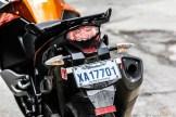 2015 KTM 1190 Adventure taillight