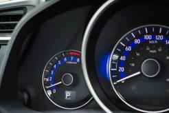 2015 Honda Fit EX tachometer