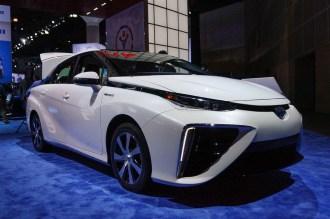 2016 Toyota Mirai Concept