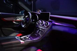 2015 Mercedes-Benz C63-S AMG