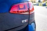 2015 Volkswagen Golf TSI Comfortline TSI badge