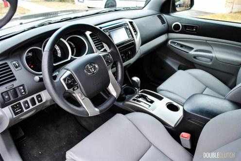 2015 Toyota Tacoma 4x4 Limited