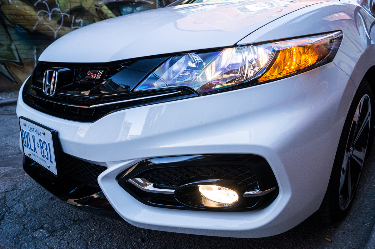 2015 Honda Civic Si Coupe Review