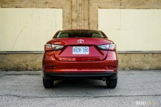 2016 Toyota Yaris Sedan