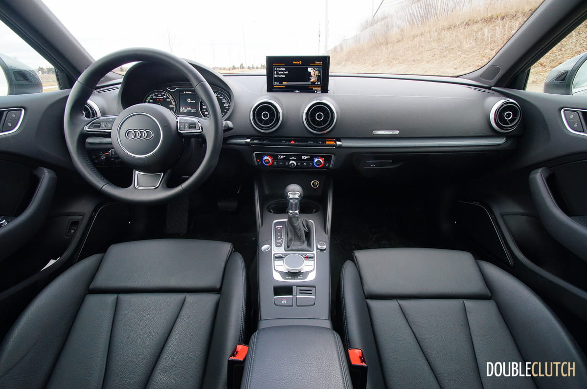 Second Look 2016 Audi A3 E Tron Doubleclutch Ca