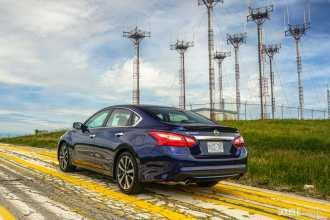 2016 Nissan Altima 2.5 SR review