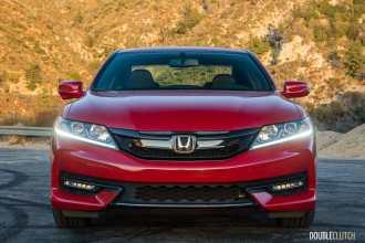2017 Honda Accord Coupe EX-L V6 review