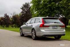 2017 Volvo V90 T6 Inscription review