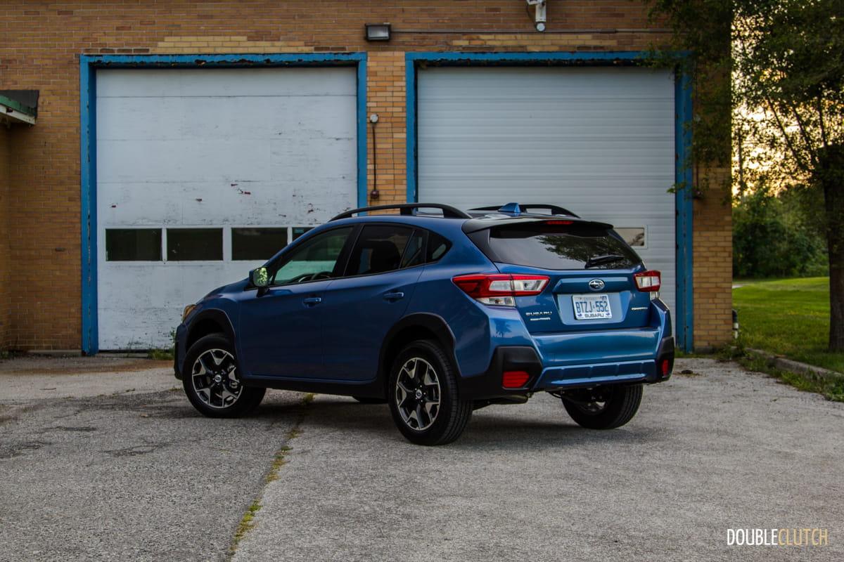 First Drive 2018 Subaru Crosstrek Doubleclutch Ca