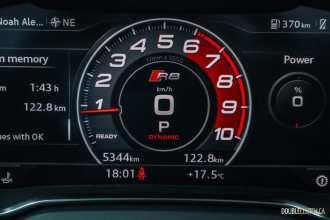 2019 Audi R8 V10 Plus Spyder review