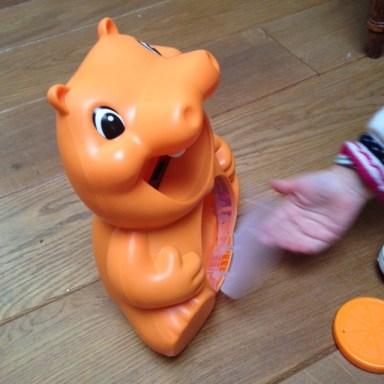 hippo hasbro playskool