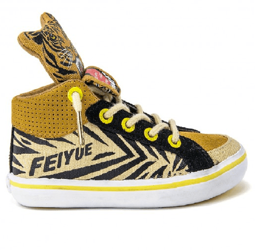 Feiyue Milk on the Rocks tigress
