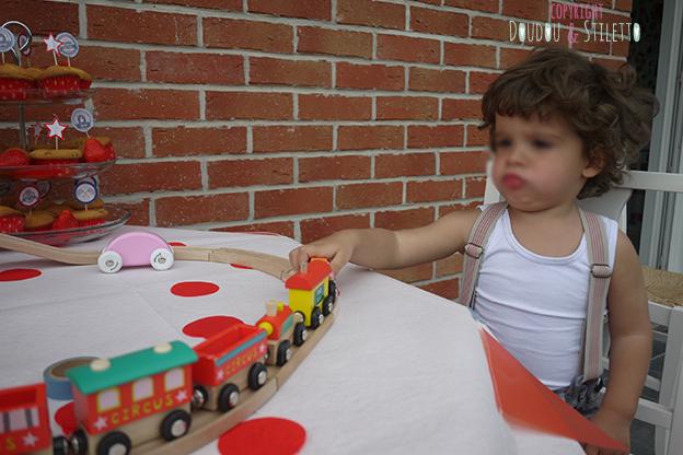 Anniversaire 2 ans garçon