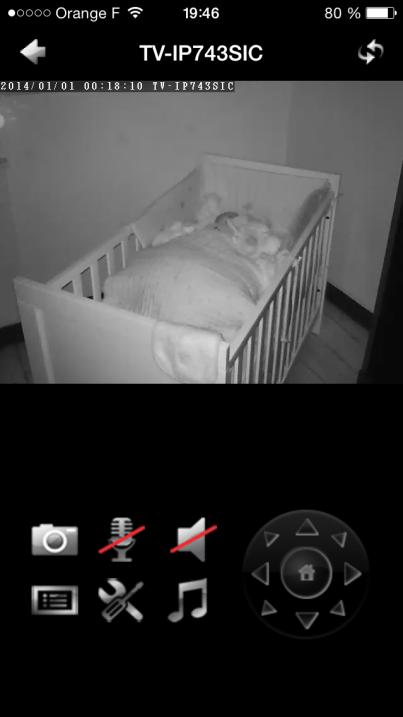 Babycam Trendnet 6