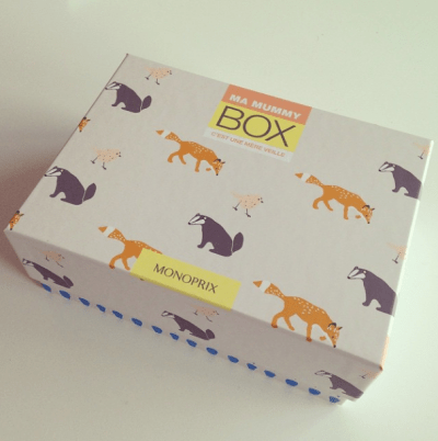 Monoprix Mummy Box