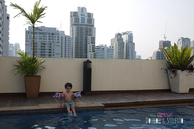 Bangkok - Doudou Stiletto