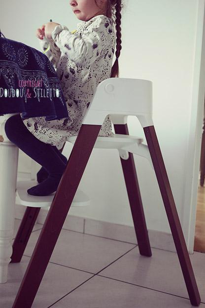 Chaise haute Steps Stokke