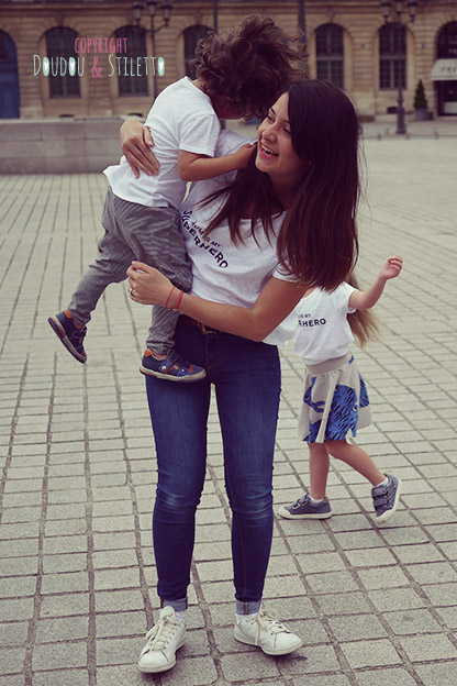 bash mum is a superhero