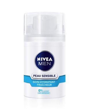 soin hydratant nivea for men