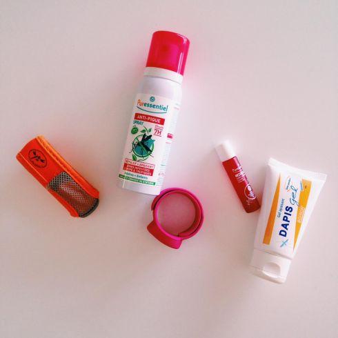 Produits anti moustiques