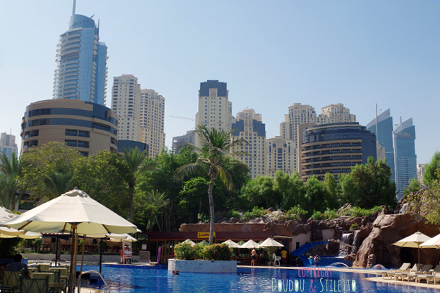 Habtoor grand beach resort Dubaï