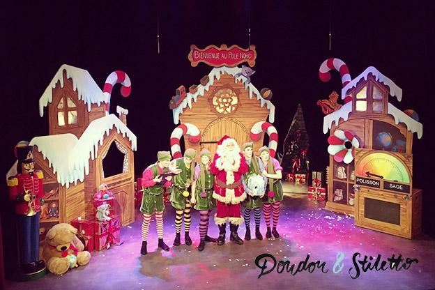 Au pays du Père Noël