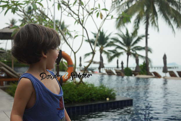 Intercontinental samui baan taling resort