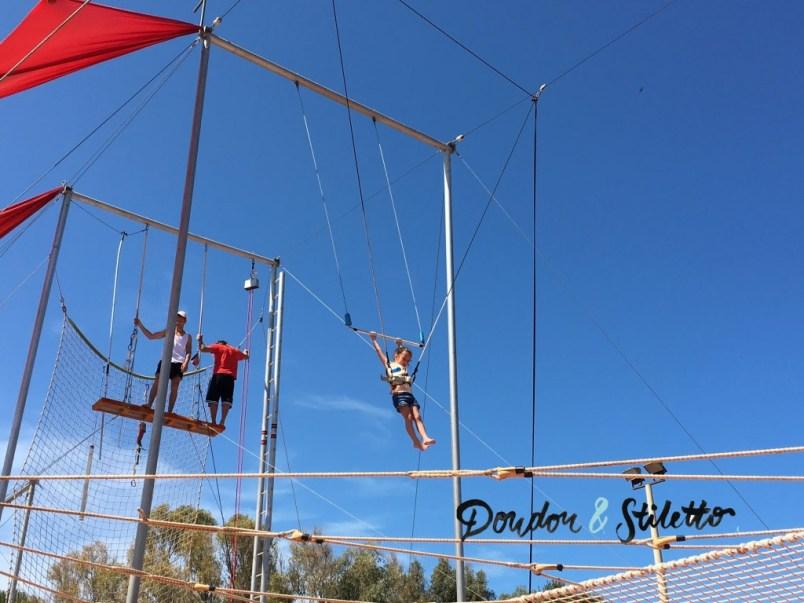 trapeze volant