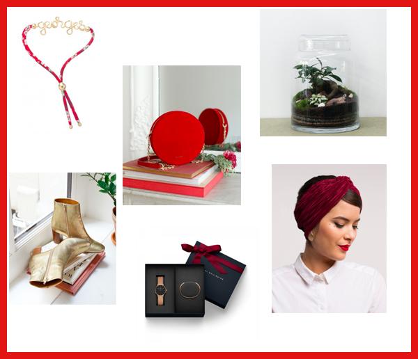 WIshlist Noël femme