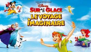 {Sortie} Disney sur glace : Le voyage imaginaire