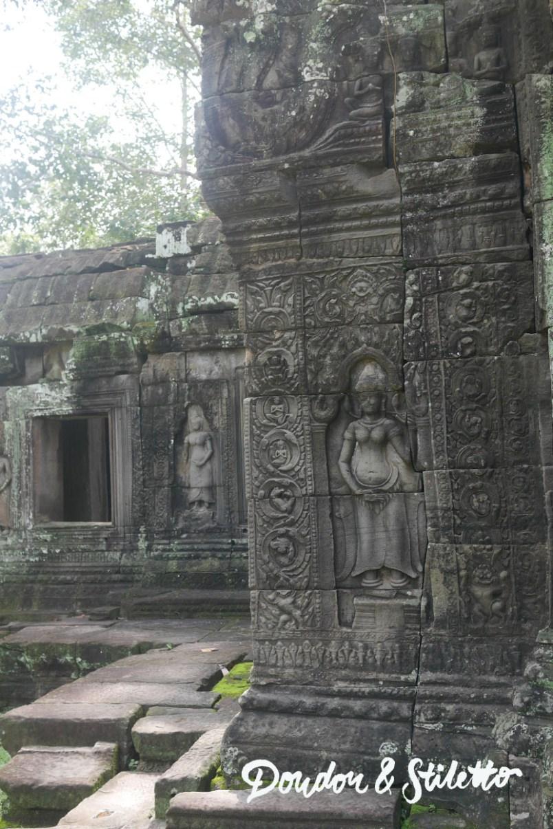 Banteay Kdei - Angkor4