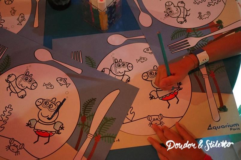 Peppa Pig Aquarium de Paris1