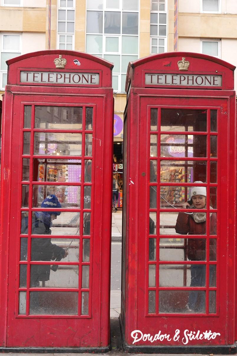 Londres en famille 8