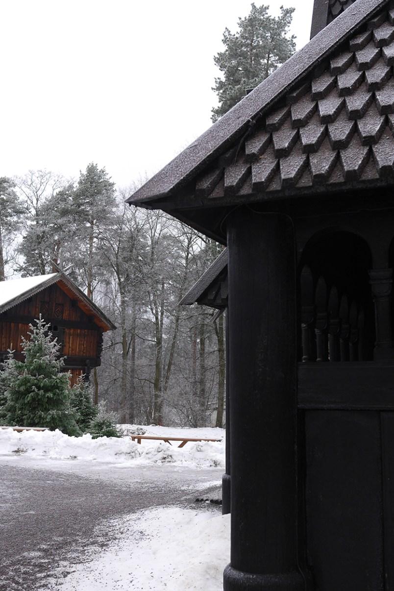 Musée du folklore norvégien Oslo7