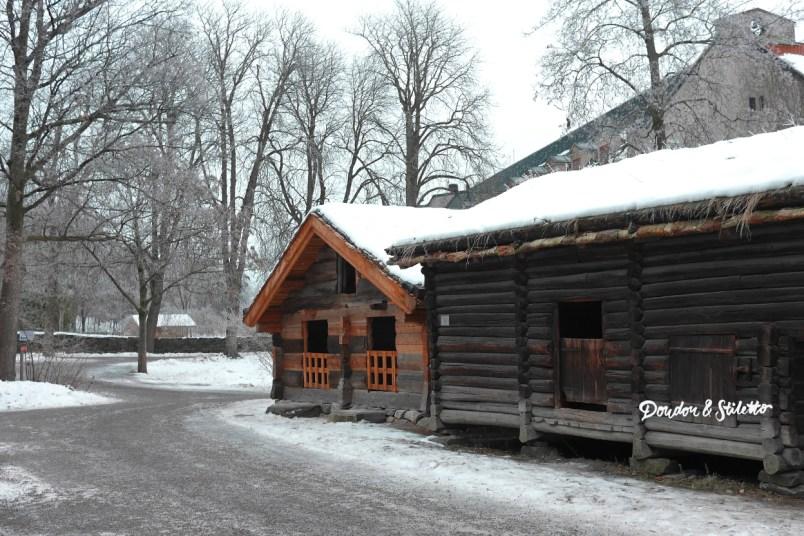 Musée du folklore norvégien Oslo9