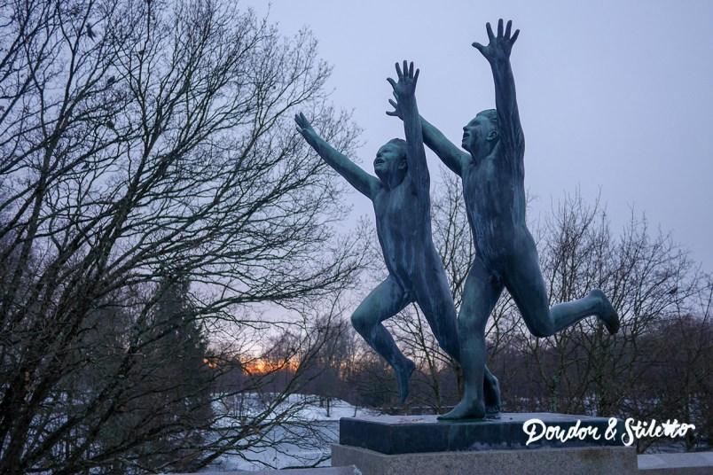 Parc Vigeland Oslo4-2