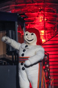 Bonhomme - ambassador of the Winter Carnival