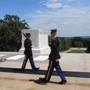 Arlington National Cemetery – so many stories