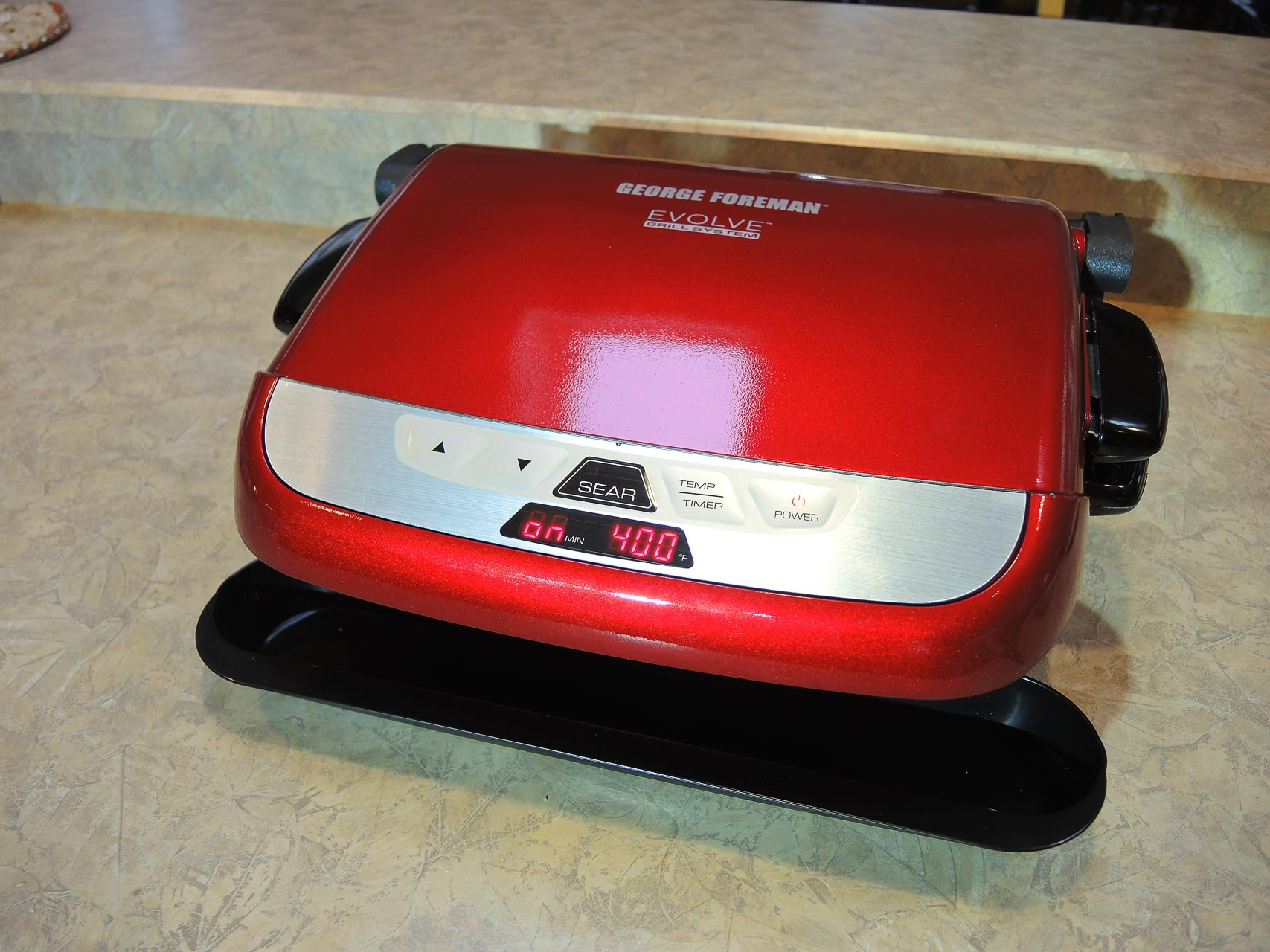 George foreman evolve grill versatility you ll flip for - George foreman evolve grill ...