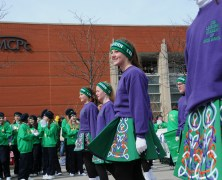 Where is the best place to watch St. Patrick's Day parades?
