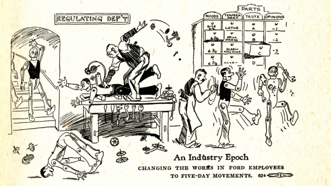 An Industry Epoch