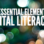 The Essential Elements of Digital Literacies (preview)