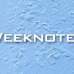 Weeknote 06/2013