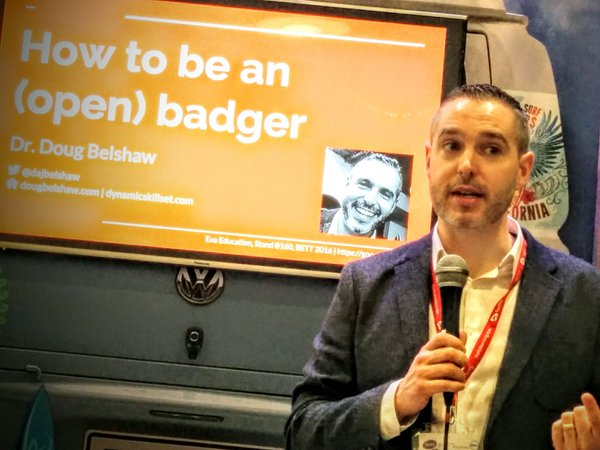 Doug - How to be an (open) badger