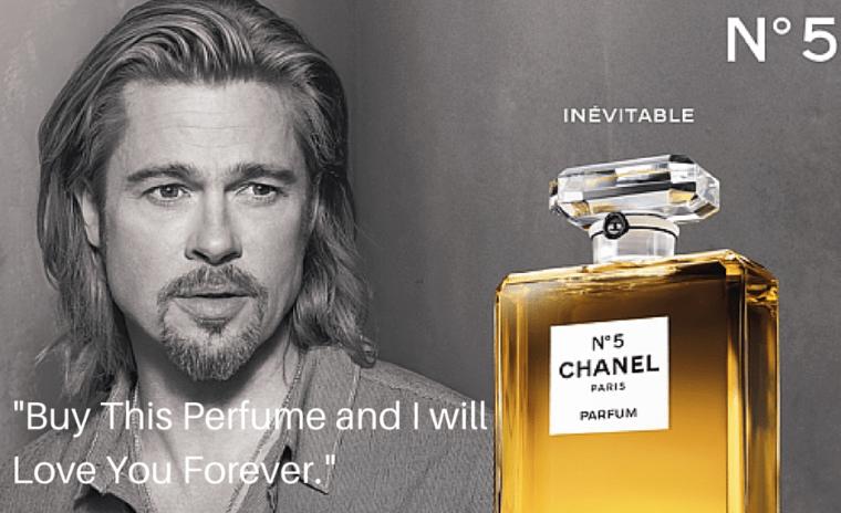 Influencer Brad Pitt
