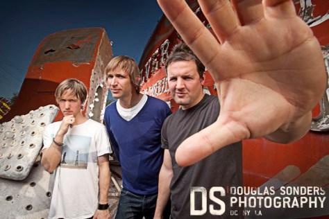 Dirty Vegas music shoot