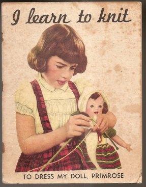 Child knitting 2