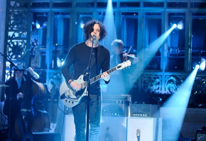 main Jack White on Die Harald Schmidt Show   #MusicMonday