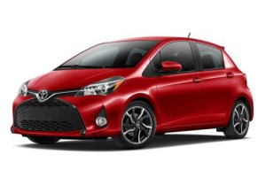 Yaris Toyota Rental