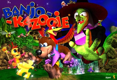 Hear Banjo-Kazooie, Crash Bandicoot's iconic music ...